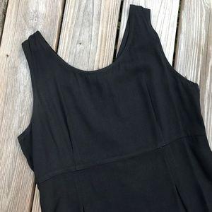 Dresses & Skirts - Women Dress Black Sleeve Less Long Dress Size 8 US